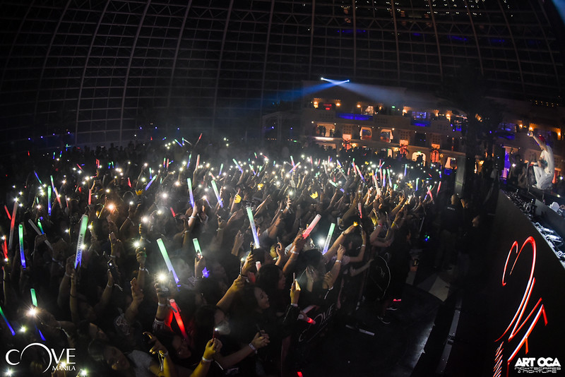 Seungri, Glory and TPA at Cove Manila (3).jpg