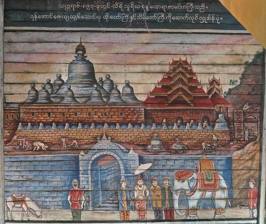 Images of the Buddhist Kingdom of Arakan