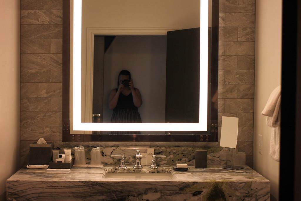 Power Plant bathroom