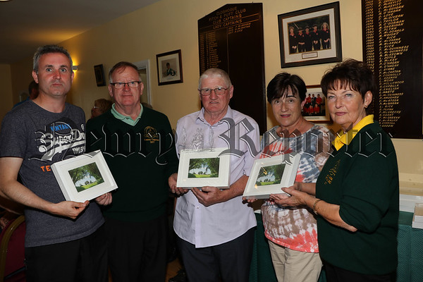 CLOGHOGUE PITCH AND PUTT 50TH ANNIVERSARY