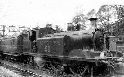 LB&SCR R.J. Billinton E5 Class 0-6-2T