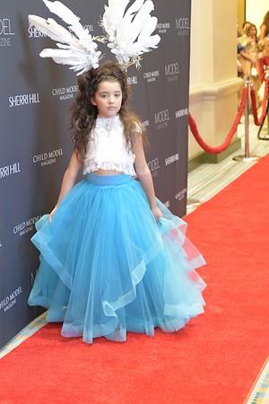 Child Model Top Model Red Carpet 2015