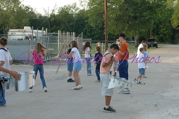 After School Practice Oct 2 2006
