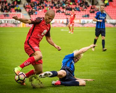 Brann vs Stabæk, 19. June 2017