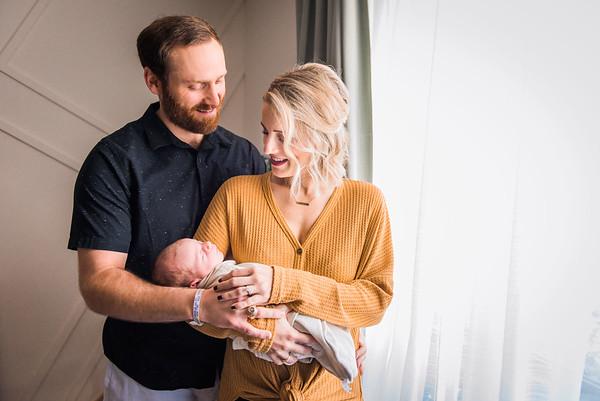 Banks Midkiff Newborn Portraits