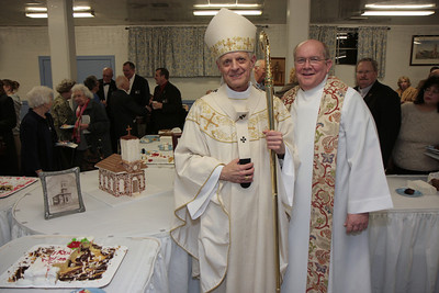 St Mary's 165th Mass