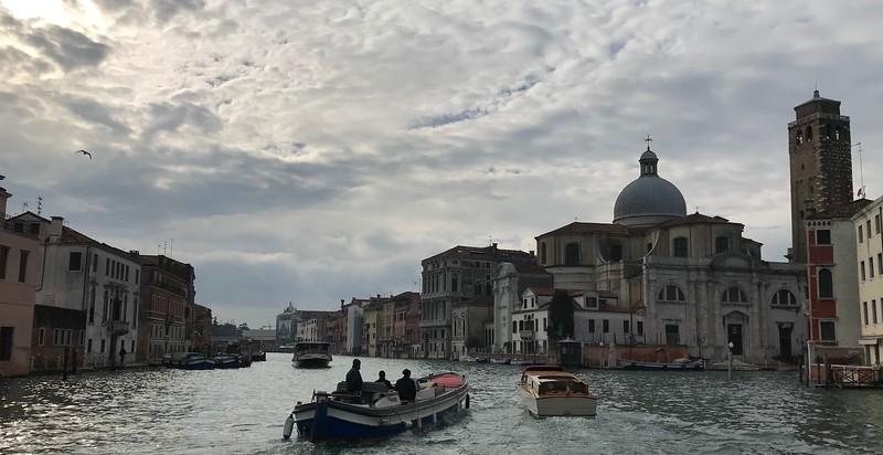 Canale Grande, Venice.