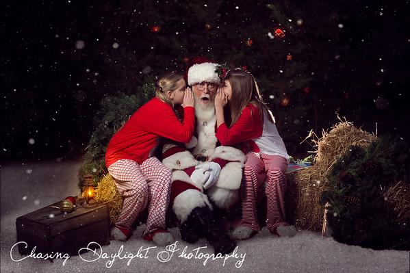 Dunscombe Christmas Mini 2016