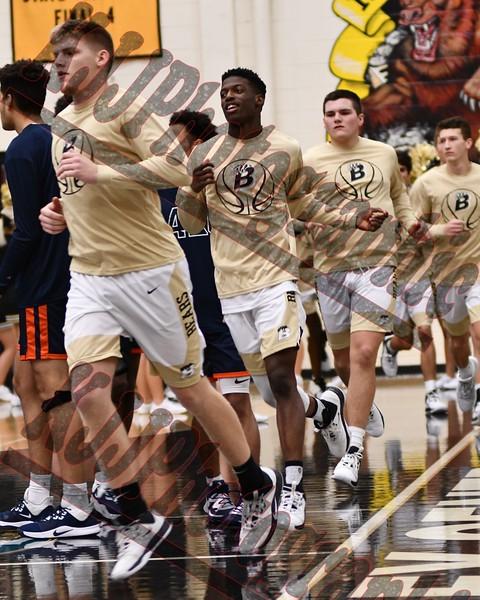 2019 Varsity Boys Blackman Vs Bradley Central Bears @ Jim Smiddy Arena