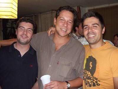 Jordan party Oct 08