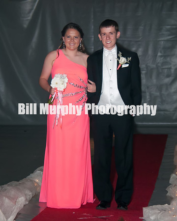 2014 Marshall County High School Prom Grand March, April 26, 2014