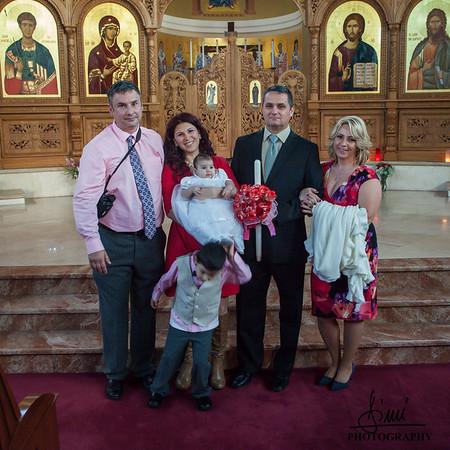 Christening - Tymeya Asandei (Nov-14-2015)
