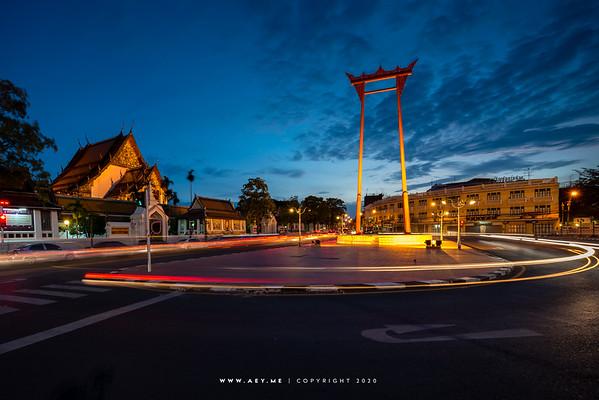 Wat Suthat & the Giant Swing