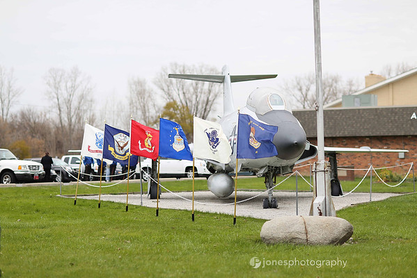 Veterans Day Ceremonies 2013