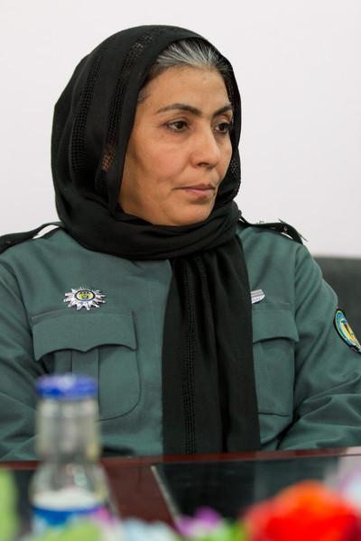 Afghanistan 2013 EUPOL Mazar-e-Sharif