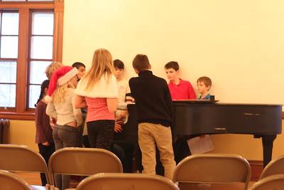 Piano Party Dec 2, 2018