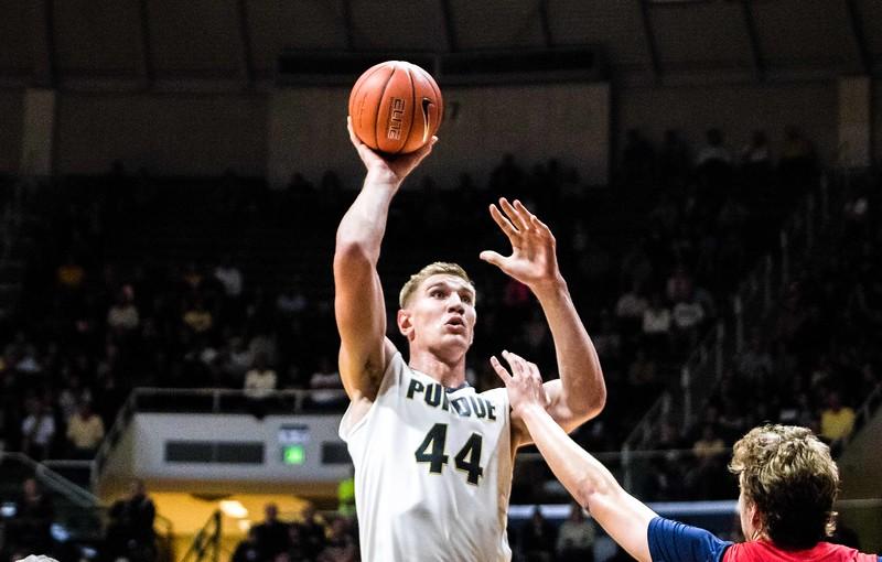 My favorite Purdue Men's Basketball photos: 2016-17