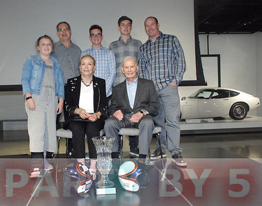 Legendary Parnelli Jones Honored at Petersen Museum