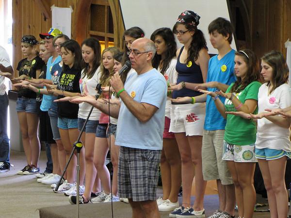 Choir Retreat - August 2009