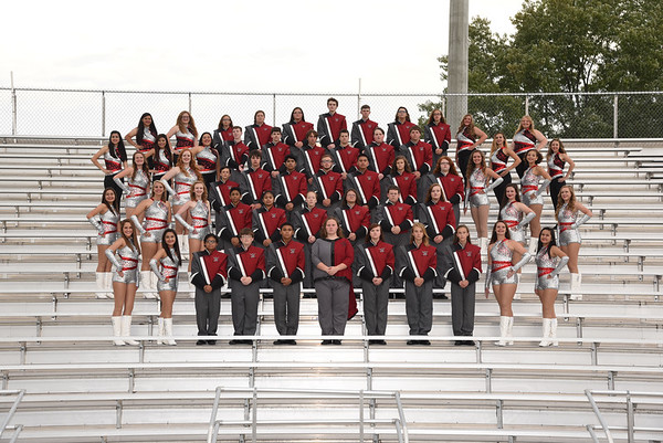 BHS Band 2015-16