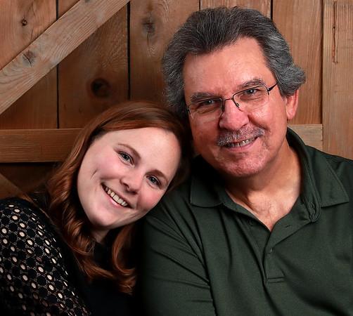 Kelly and Tony