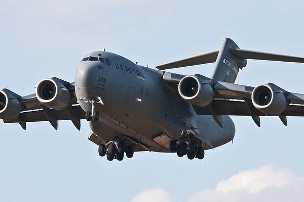 RAF Lakenheath : 21st May