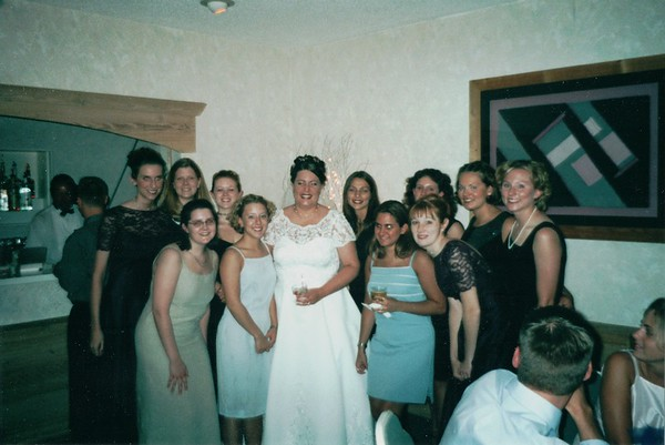 Heather and Chad's Wedding - June 10, 2000