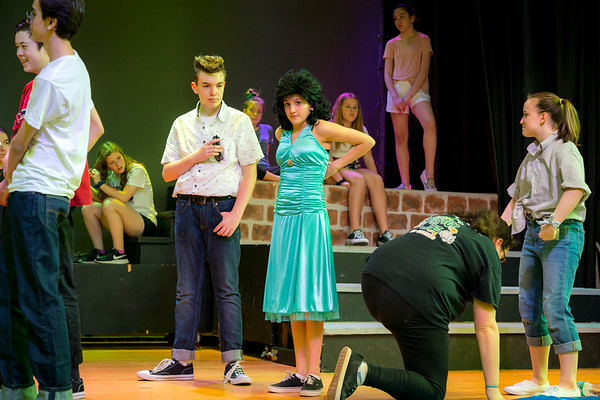 Kensey in Grease