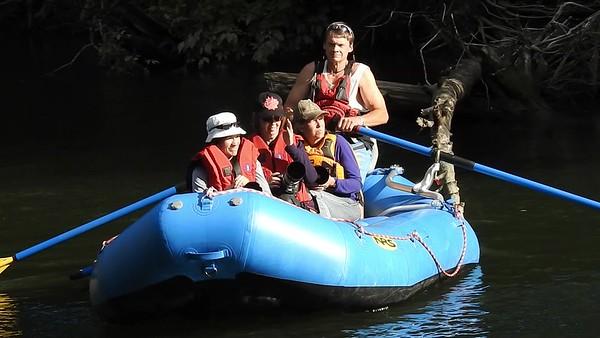 9-13-17 *GreatBearChalet - River Float & Guests