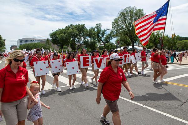 Everett Massachusetts High School Marching Band