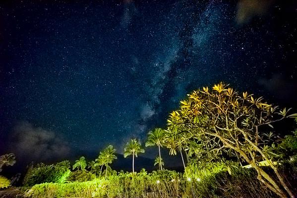 Milky Way - Kauai 2017