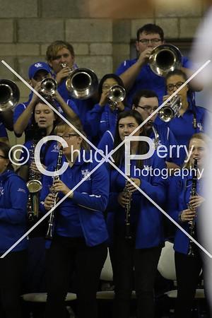 Band Hoops Basketball Austin Peay, Samford
