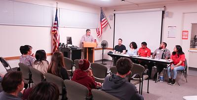 2019: Student Veterans Panel