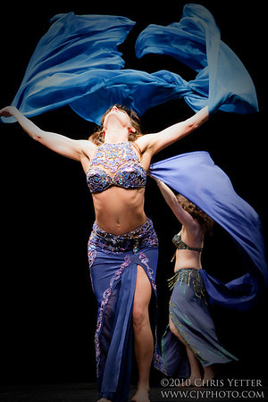 Belly Dance @ Bagley Wright Theatre 2010