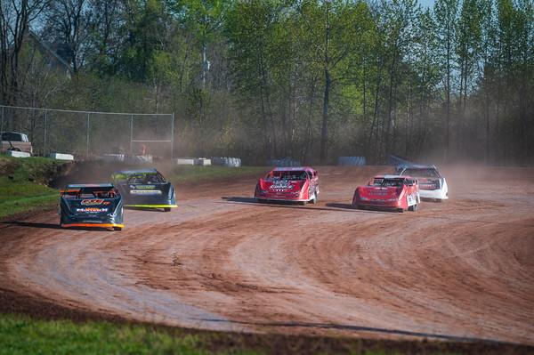 Halvor Lines Speedway • May 16