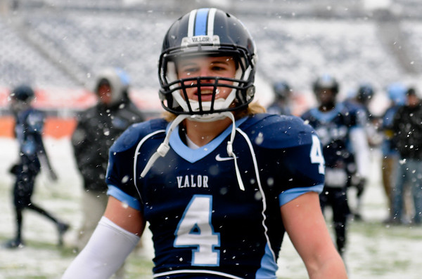 4A State Championships - Valor vs Pine Creek December 3rd 2011