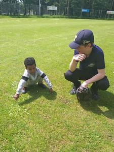Honk- Softball clinic 29 mei