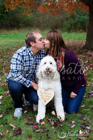 Hayley & Mike {engagement session}