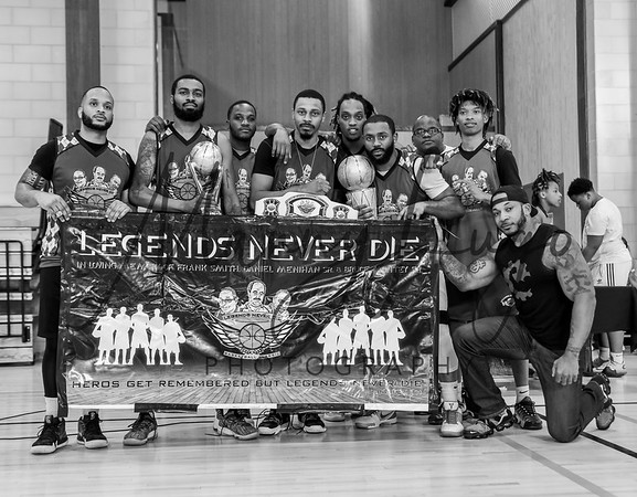 Legends Never Die Basketball Classic - Day 2