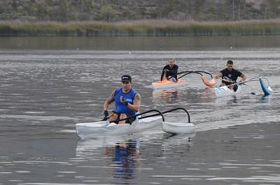 Silver Blade Regatta at Otay Lakes