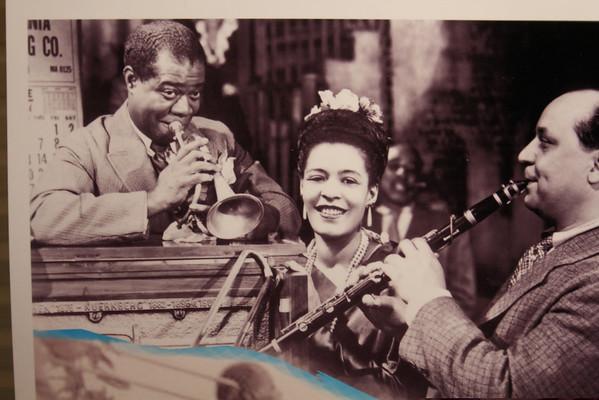 'Satchmo' Louis Armstrong, Jazz Concert