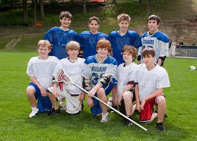 FCDS: Blue White Lacrosse