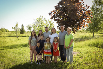 Connie Meronk Family