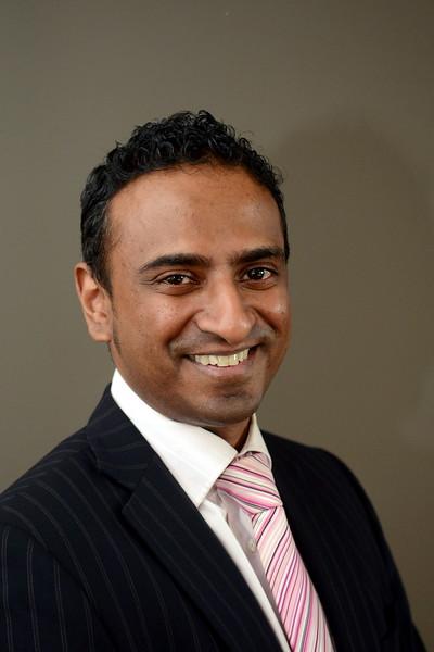 Business portrait of Thasan Yoganathan from Barleybind Ltd.