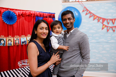 Arnav's 1st Birthday Party