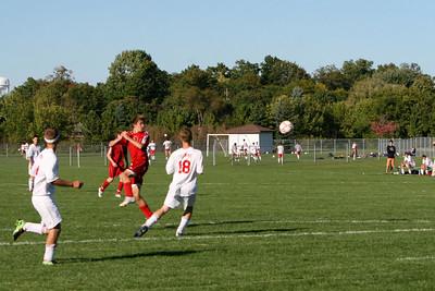Boys Varsity Soccer - 2010-2011 - 9/13/2010 Whitehall