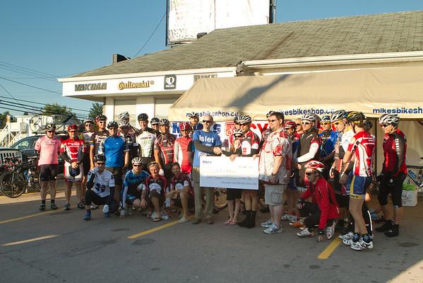 2011 JDRF 200k Ride