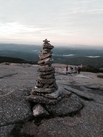 Dawn Climb: September 2014