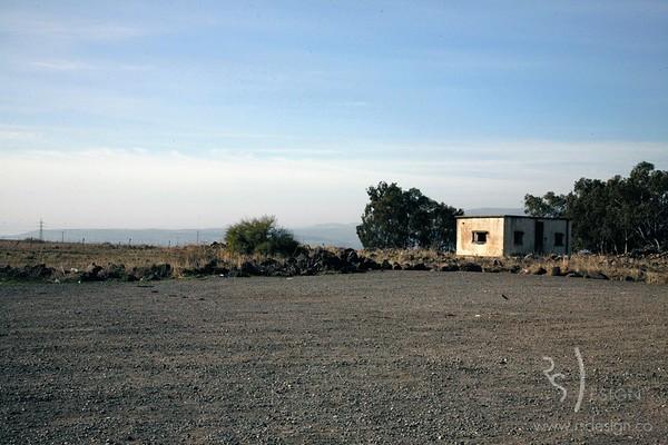 Nahal Jilaboun Golan Heights / Tzat