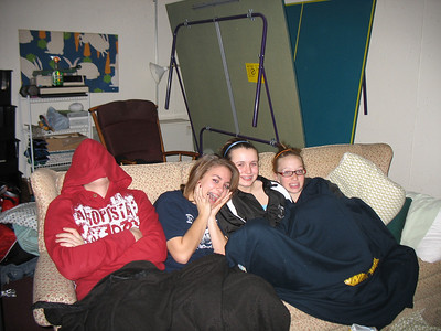 Senior High Overnight Jan 2010
